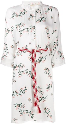 Bellerose floral blouse dress