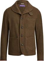 Ralph Lauren Aberdeen Merino-Silk Jacket