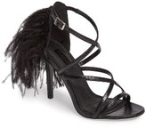 Topshop Women's Roxana Feather Back Sandal