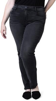 SLINK Jeans Mid Rise Slim Jeans