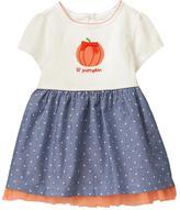 Gymboree Pumpkin Dress