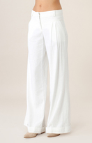 Liberty Garden - Bethanny Wide Leg Pants in White