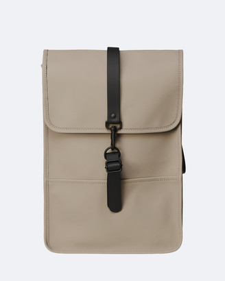 Rains Neutrals Backpacks - Backpack Mini - Size One Size at The Iconic