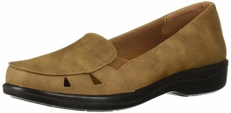 Easy Street Shoes Women's Julie Comfort Slip on Casual Ballet Flat
