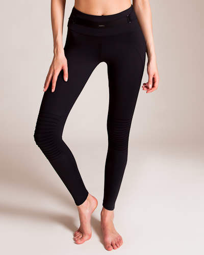 81b2baa464d2b Ribbed Knee Leggings - ShopStyle