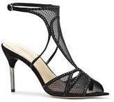 Imagine Vince Camuto Pember – Embellished Mesh Cutout Sandal