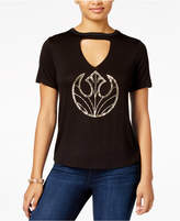Star Wars Juniors' Cutout Graphic T-Shirt