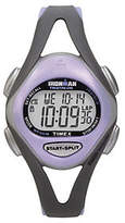Timex Ladies Ironman Sports Watch - Gray/PurpleBand
