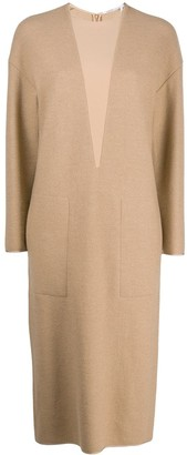 Agnona Oversized Knitted Dress