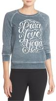 Spiritual Gangster Peace Love Yoga Top