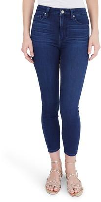 Paige Margot Crop Skinny Jeans