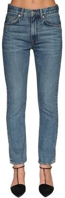 Brock Collection Cotton Denim Jeans