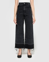 Rachel Comey Legion Pant in Washed Black