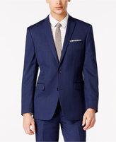 Bar III Cobalt Blue Slim-Fit Jacket, Created for Macy's