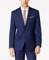 Bar III Cobalt Blue Slim-Fit Jacket, Only at Macy's
