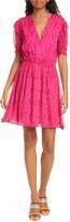 BA&SH Matcha Floral Short Sleeve Dress