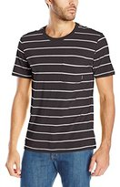 Brixton Men's Hilt Short Sleeve Pocket Knit