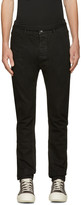 Rick Owens Black Torrence Jeans