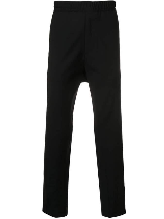 Prada classic jogging trousers