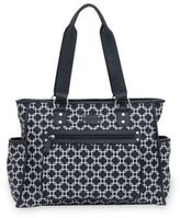 Carter's City Tote Diaper Bag in Geo Print