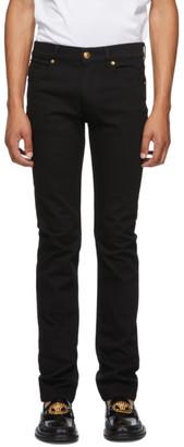 Versace Black Taylor Jeans