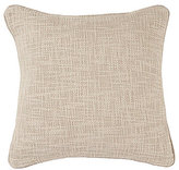 Barbara Barry Shiro Rustic Textured Pillow