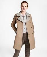 Brooks Brothers Wool Pea Coat
