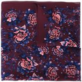 Burberry floral print scarf - women - Silk - One Size