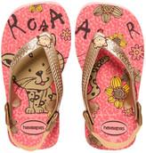 Havaianas Pets Thong Sandal (Toddler)