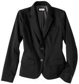 Merona Women's Twill Blazer - Assorted Colors