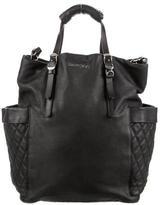 Jimmy Choo Leather Blare Bag