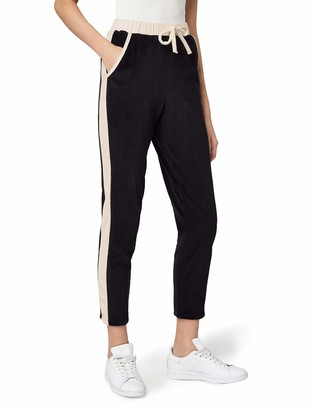Find. Women's Tapered Velour Joggers With Side Stripe