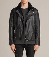 Prospect Leather Biker Jacket