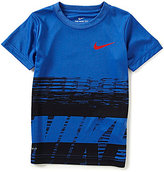 Nike Little Boys 4-7 Futura Printed Short-Sleeve Tee