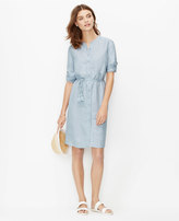 Ann Taylor Breezy Shirtdress