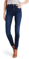 Madewell Women's High Waist Skinny Jeans