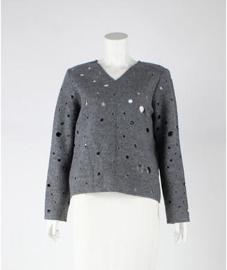 J.W.Anderson Grey Wool Jumpsuits