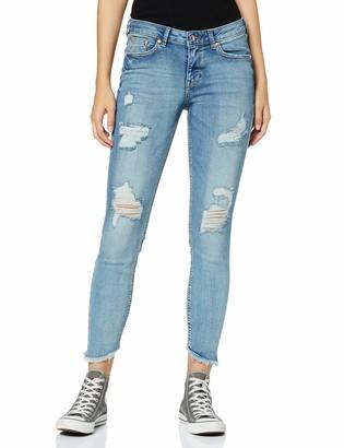 Tom Tailor Women's Jona Straight Jeans