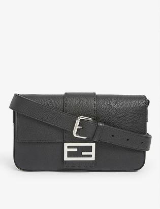 Fendi Baguette leather bag