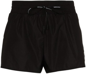 Off-White Technical Fabric Contrast Shorts