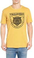Lucky Brand Men's Triumph Tiger Head Graphic T-Shirt