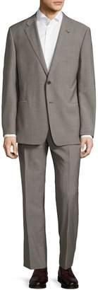 Armani Collezioni Regular-Fit Notch-Lapel Suit