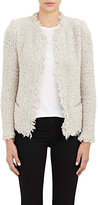 IRO Women's Bouclé Coffey Jacket-TAN
