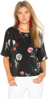 Equipment Brynn Floral Tee
