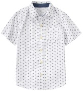 Crazy 8 Medallion Print Shirt