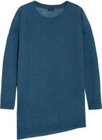 Joseph Cashair asymmetric cashmere sweater