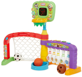Little Tikes 3-in-1 Sports Zone Play Set