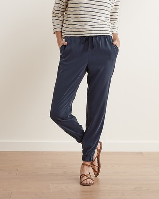 Express Upwest Mid Rise Lightweight Jogger Pant