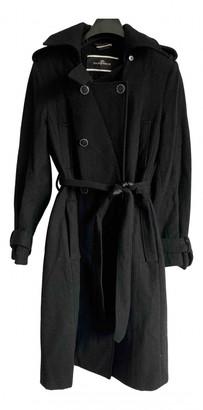 By Malene Birger Black Wool Coats