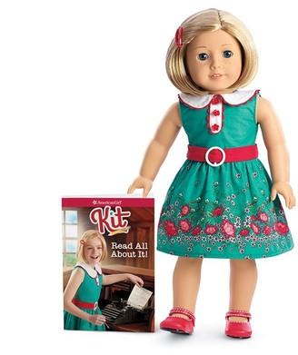 American Girl Kit Kittredge Doll and Book